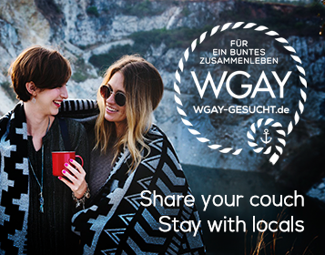 WGAY Gesucht - Share your couch - Stay wth locals