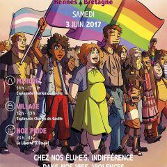 Small image of Marche des Fiertés de Rennes, Rennes