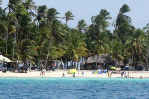 Guna Yala (San Blas Islands), Panama City