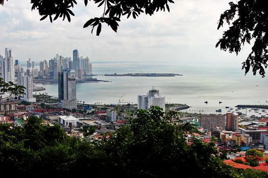 Ancon Hill, Panama City