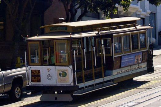 San Francisco itinerary : City Lights and Cable Cars