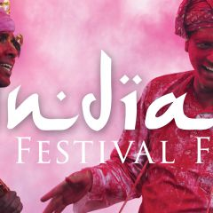 Click to see more about India: Holi Festival Foray, Zagreb