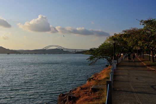 Small image of Amador Causeway, Panama City