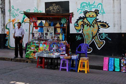 Small image of Avenida Central, Panama City