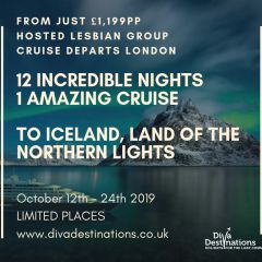 Click to see more about Hosted Lesbian Group Cruise to the Northern Lights