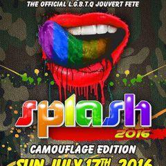 Chutney Pride J'ouvert Fete Splash
