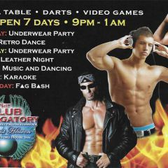 Underwear Party at Club Purgatory