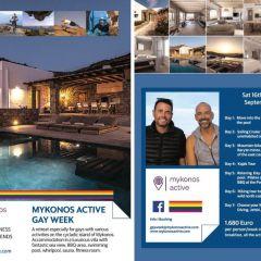 Mykonos Active Gay Week
