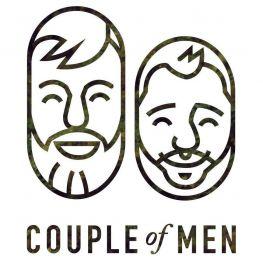 Couple of Men's profile