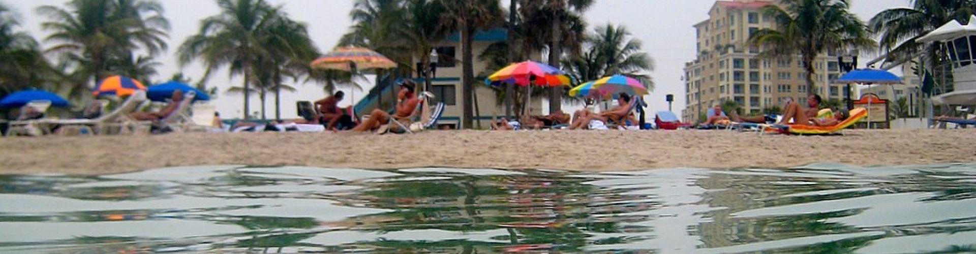 Sebastian Street Beach Public Water Fun Fort Lauderdale Reviews Ellgeebe