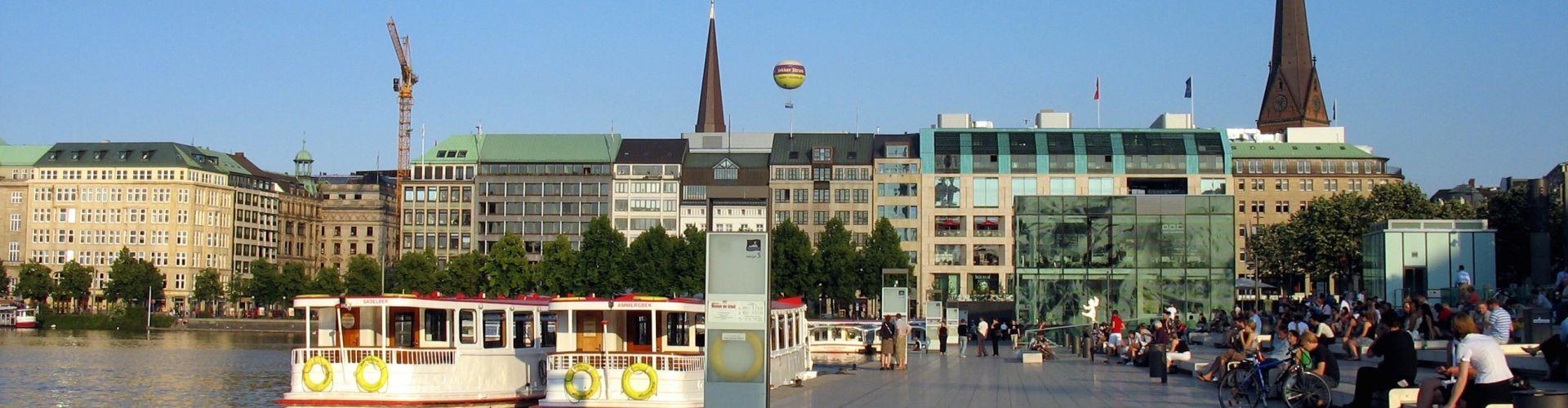 Hamburg Hotel Stephan