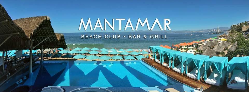 Mantamar Beach Club Bar & Grill - Beach - Puerto Vallarta - Reviews -  ellgeeBE