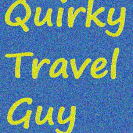 Quirky Travel Guy's profile