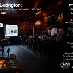 19th And Lexington: Images From San Francisco's Last Lesbian Bar 1997-2015