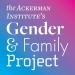 Organization in New York City : The Ackerman Institute's Gender and Family Project