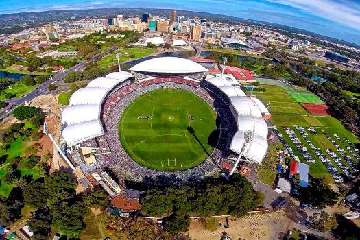 Adelaide Oval, Adelaide, Australia