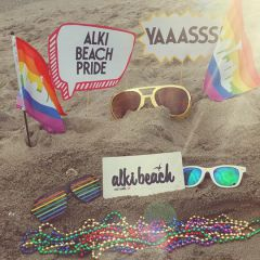 Click to see more about 4th Annual Alki Beach Pride West Seattle, Seattle
