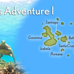 Click to see more about Amazing Galapagos I, Anchorage