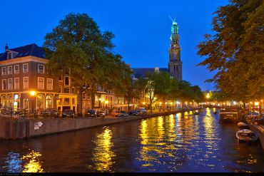 Amsterdam itinerary: Private Cruising the Canals