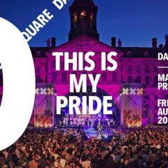This Is My Pride Weekend - Dam square