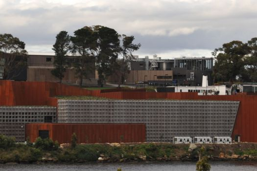 Museum of Old and New Art, Hobart, Australia