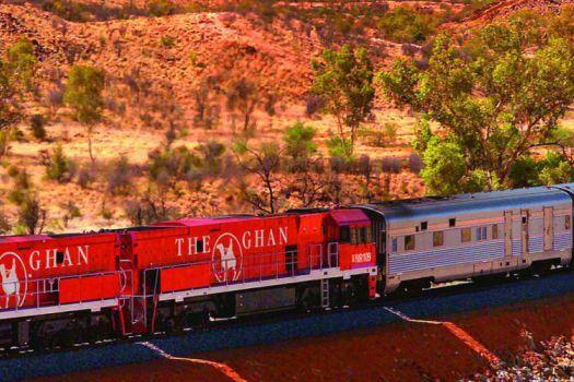 Australia by Train