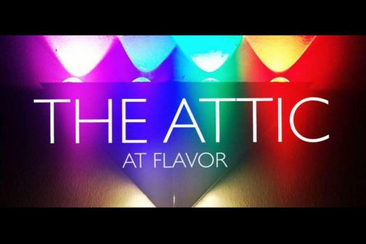 The Attic at FLAVOR