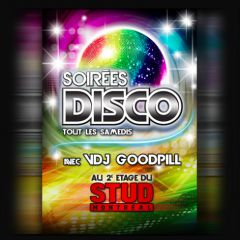 Click to see more about Soirées Disco