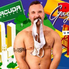 Click to see more about Bearracuda SF GAY PRIDE Underwear Party upgraded w/GROWLr!