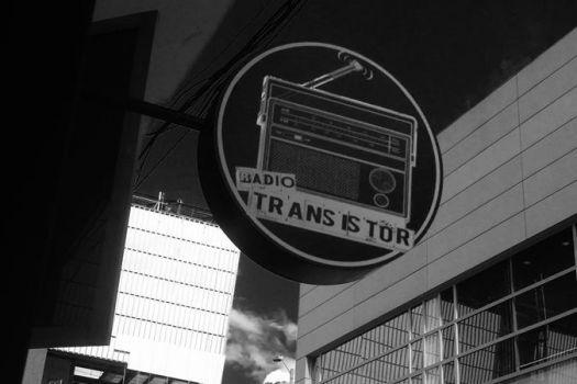 Radio Transistor Bar