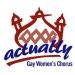 Organization in Brighton : Actually Gay Women's Chorus