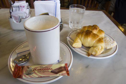 Café Las Violetas