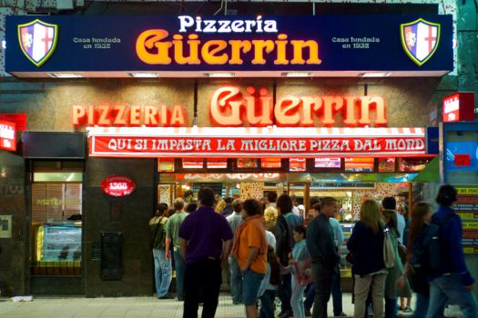 Pizzería Güerrin