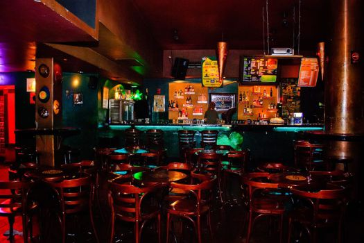 The Shamrock Bar & Basement Club