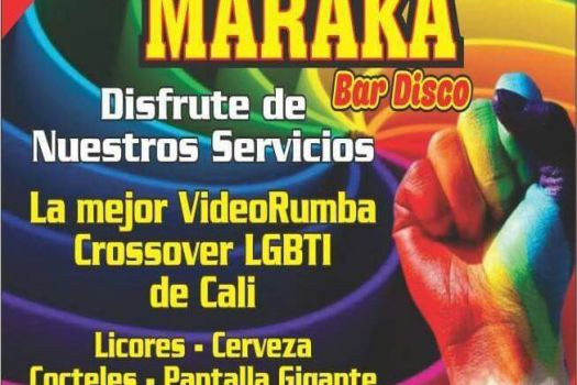 Maraka Café Bar Disco, Cali