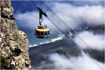 Cape Town itinerary : Table Mountain 5 Ways
