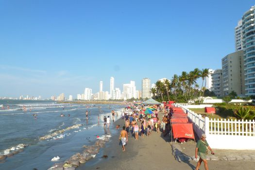 gay beaches in cartagena colombia