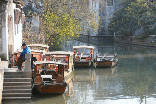 Suzhou, Shanghai