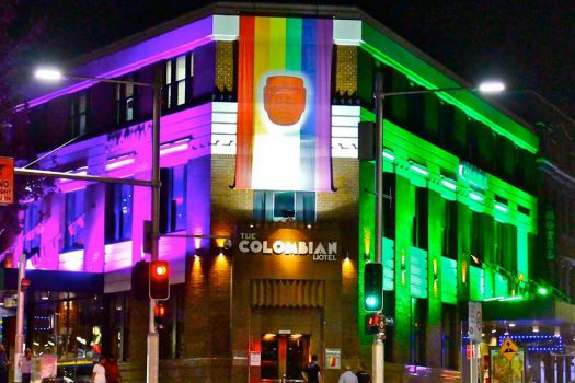 The Colombian Hotel, Sydney