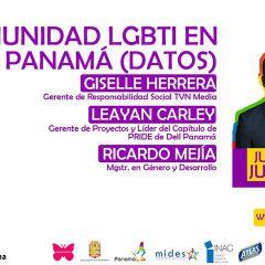 Comunidad LGBTI en Panamá (Datos)