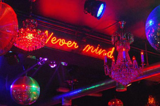 Never Mind Bar, Copenhagen