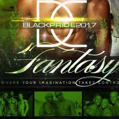 Click to see more about DC BLACK PRIDE FANTASY 2017