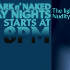 Deep, Dark & Naked Fridays