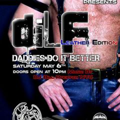 DILF Washington DC Jock/Harness Party by MAN UPP & Joe Whitaker