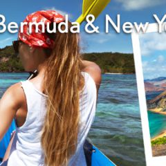 Caribbean Islands, Bermuda & New York Cruise
