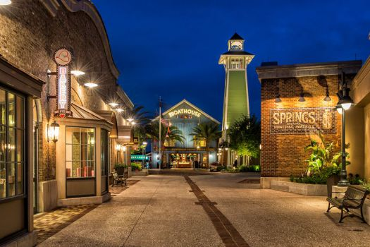 Disney Springs (Downtown Disney)