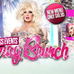 Drag Brunch at Señor Frog's