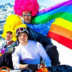 Click to see more about Elevation Mammoth Gay Ski Week