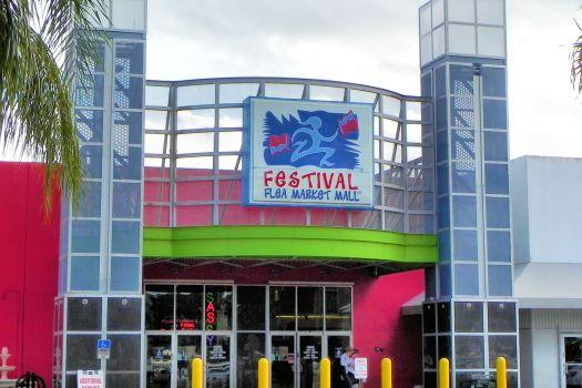 Festival Flea Market