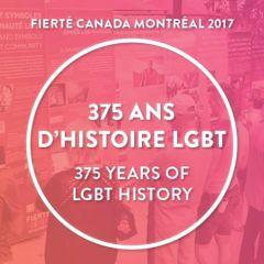 Expo: 375 ans d'histoire LGBT